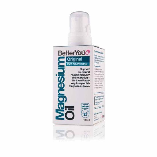 BetterYou Original magnezijevo olje v spreju, 100 mL