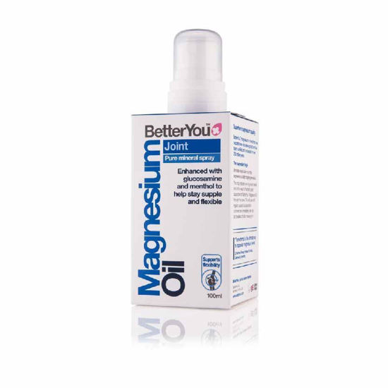 BetterYou Joint magnezijevo olje v spreju, 100 mL