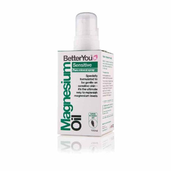BetterYou Sensitive magnezijevo olje, 100 mL