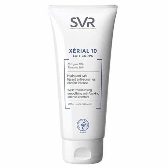 SVR Xerial 10 mleko proti luskanju kože, 200 mL