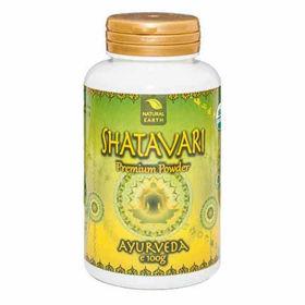 Slika Natural Earth Shatavari - prah, 100 g