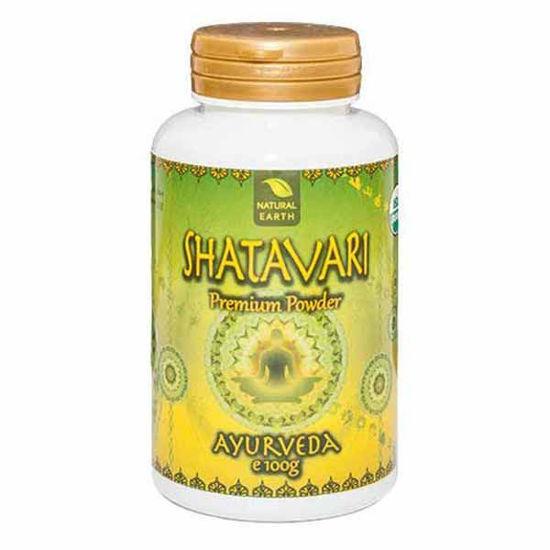 Natural Earth Shatavari - prah, 100 g