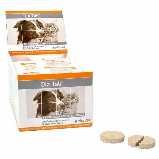 Dia Tab tablete za pse in mačke, 60 tablet