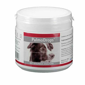 Slika PulmoDrops žvečljive tablete za pse, 60 tablet