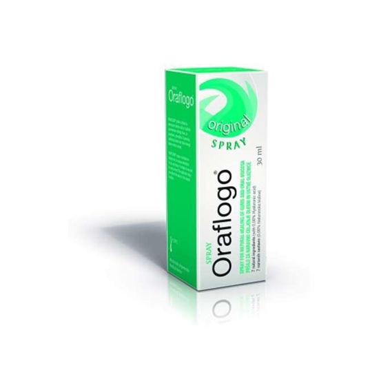 Oraflogo pršilo/sprej za ustno votlino, 30 mL