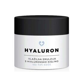 Slika Lekarne Plus Hyaluron vlažilna emulzija, 50 mL