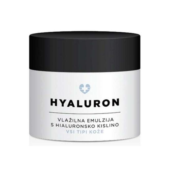 Lekarne Plus Hyaluron vlažilna emulzija, 50 mL