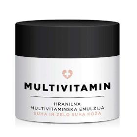 Slika Lekarne Plus Multivitamin bogata emulzija, 50 mL