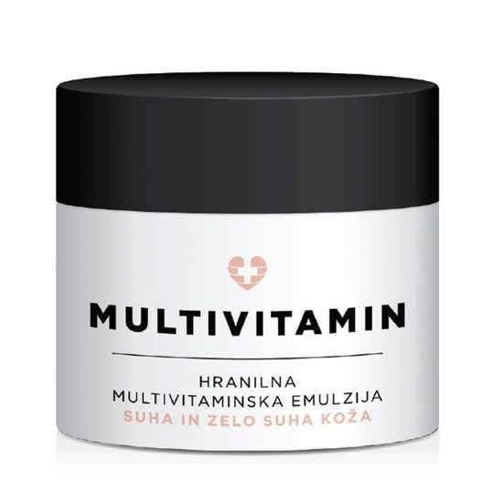 Lekarne Plus Multivitamin bogata emulzija, 50 mL