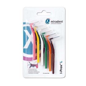 Slika Miradent I-Prox L medzobna ščetka, 6 ščetk
