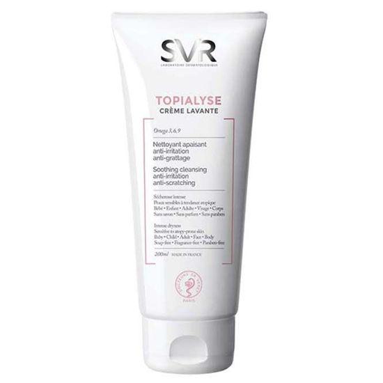 SVR Topialyse Sensitiv gel za umivanje, 200 ali 1000 mL