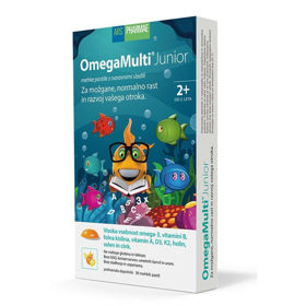 Slika OmegaMulti Junior, 30 mehkih pastil