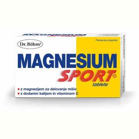 Slika Dr. Böhm Magnesium Sport  tablete, 60 tablet