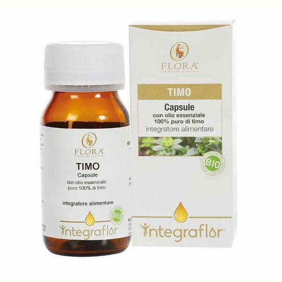 Flora Integraflor Timo timijanove kapsule, 30 kapsul