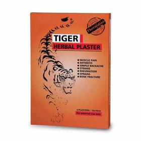 Slika Tiger herbal obliži, 4 obliži
