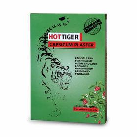 Slika Tiger vroči capsicum obliži, 4 obliži