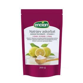 Slika Encian Natrijev Askorbat vitamin C, 200 g