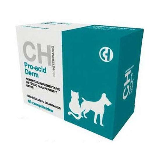 Pro-Acid Derm tablete za pse in mačke, 60 tablet