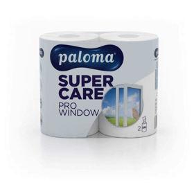 Slika Paloma Super Care Pro Window 3-slojna, 2 roli