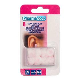Slika Pharmadoct čepki za ušesa, 8 čepkov