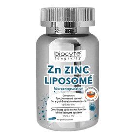 Slika Biocyte liposomalni Zn Cink, 60 kapsul