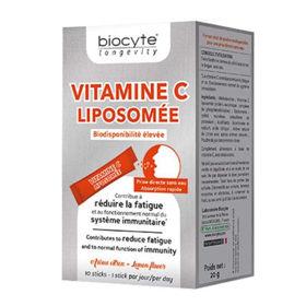 Slika Biocyte liposomalni vitamin C, 10 vrečic