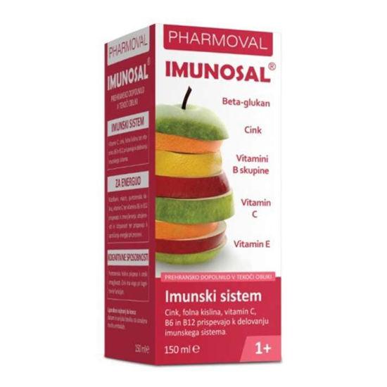 Imunosal Pharmoval tekoči izvleček, 150 mL