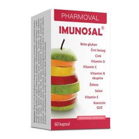 Slika Imunosal Pharmoval kapsule, 60 kapsul