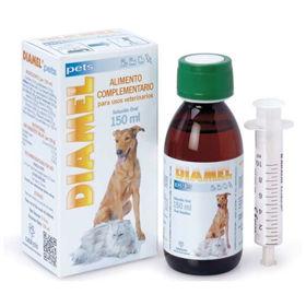 Slika Diamel Pets sirup za hišne živali, 150 ali 12x30 mL