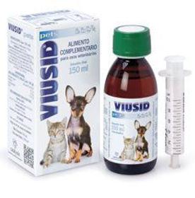 Slika Viusid Pets dodatek k prehrani za domače živali, 150 ali 12x30  mL