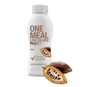 Slika Nupo nadomestilo za posamezni obrok hrane v tetrapaku z okusom čokolade, 330 mL