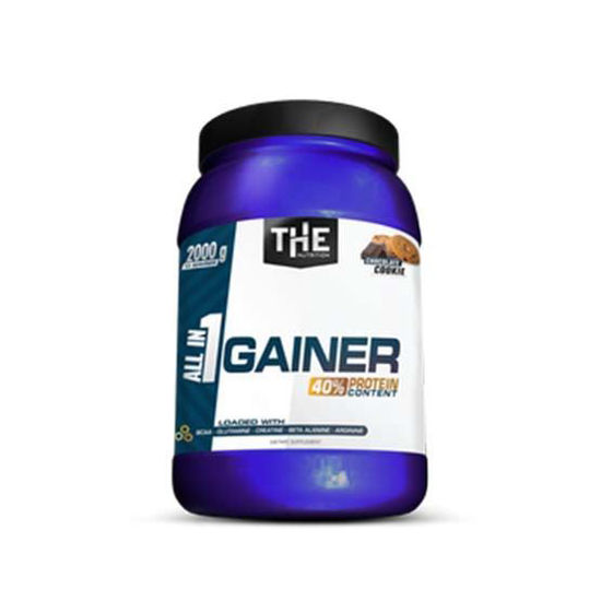 All in 1 gainer proteini, 2000 g