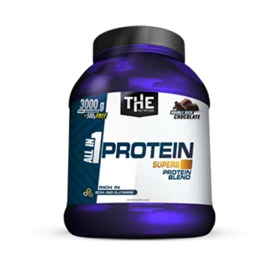 The All in One proteini, 3000 g + 500 g GRATIS
