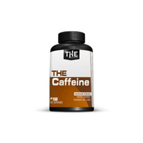 Slika The caffeine prehranski dodatek, 100 kapsul