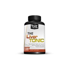Slika The liver tonic prehransko dopolnilo, 100 kapsul