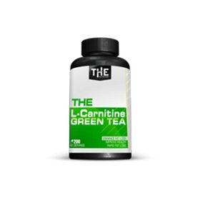 Slika The L carnitine + Green Tea, 200 kapsul