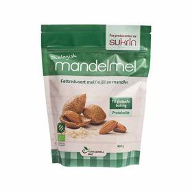 Slika Sukrin Mandelmel nadomestek sladkorja z dodatkom mandlja, 400 g