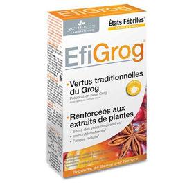 Slika Efigrog prah za pripravo groga z ingverjem, 5 vrečk