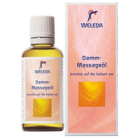 Slika Weleda olje za masažo presredka, 50 mL