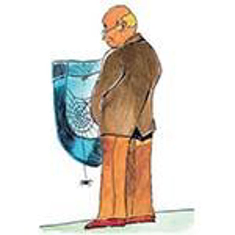 Picture of Samopomoč pri težavah s prostato!