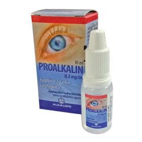 Slika Proalkalin kapljice za oko, 10 mL