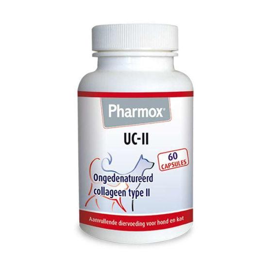 Pharmox UC-II kolagen za pse in mačke, 60 kapsul