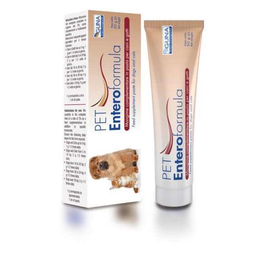 Pet EnteroFormula za pse in mačke, 50 g