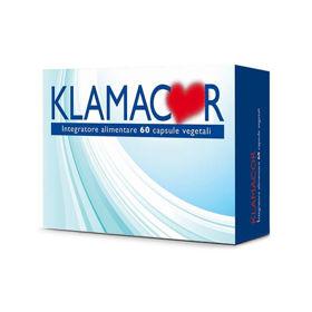 Slika KlamaCor s kromom,  60 kapsul