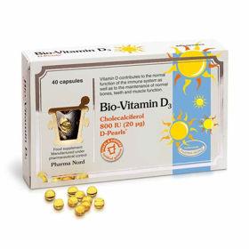 Slika Pharma Nord Bio-Vitamin D3, 40 kapsul