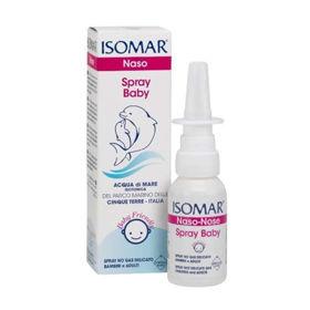 Slika Isomar Baby izotonično pršilo za nos, 30 mL