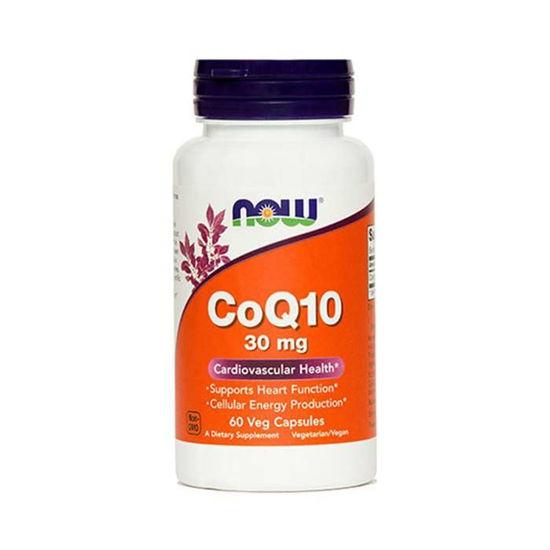 Now koencim Q10 30 mg, 60 kapsul