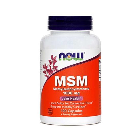 Now MSM 1000 mg kapsule ali prah