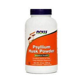Slika Now Psyllium Husk prehransko dopolnilo v prahu, 340 g