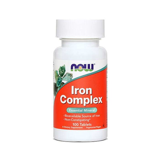 Now železo kompleks, 100 tablet
